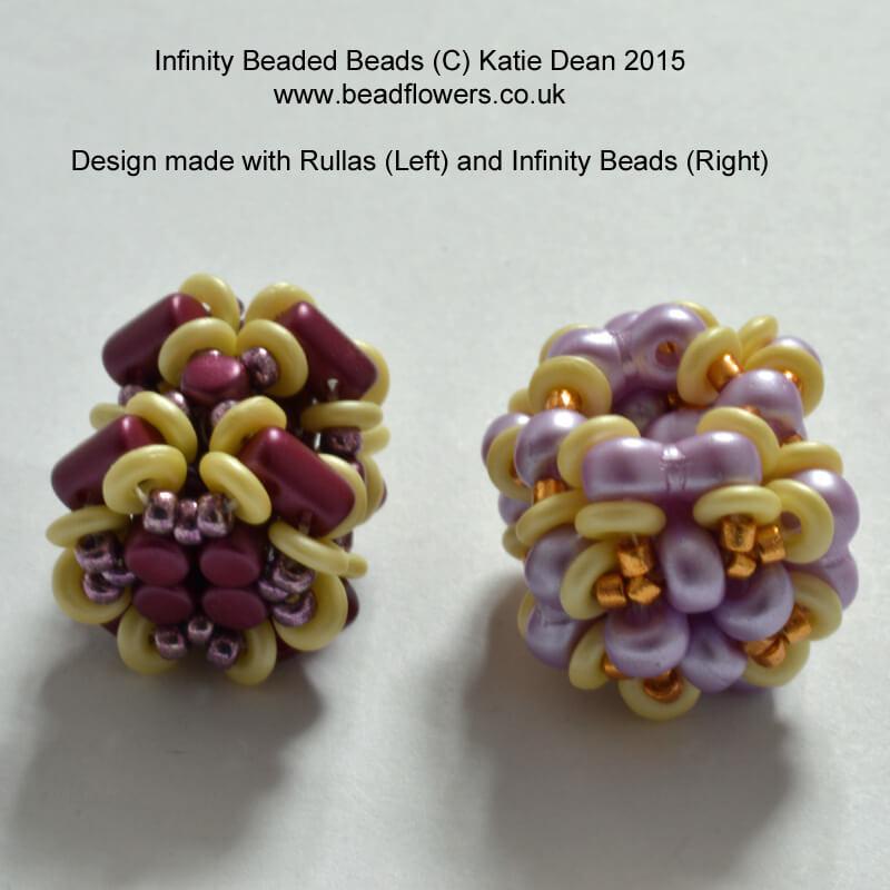 Infinity Beads Pattern