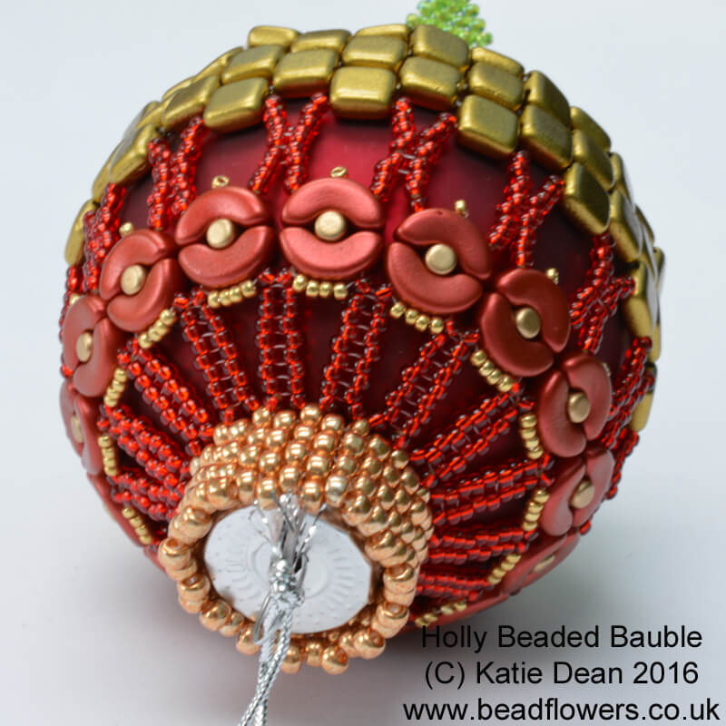Holly Baubles