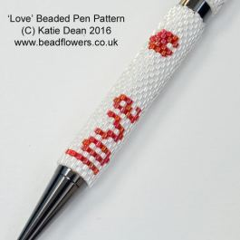 With Love Pen Pattern