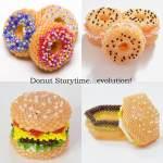 Donut Storytime, Katie Dean, Beadflowers