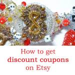 How to get Etsy discount codes