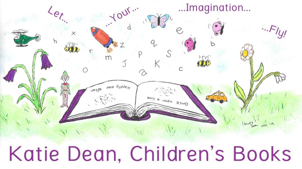 What Katie Did Next: Katie Dean Children's Books