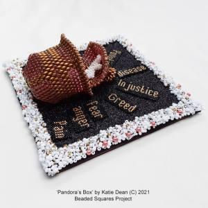 Pandora's Box, Katie Dean, Beadflowers