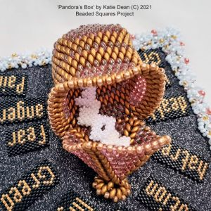 Hope Inside: Pandora's Box by Katie Dean, Beadflowers