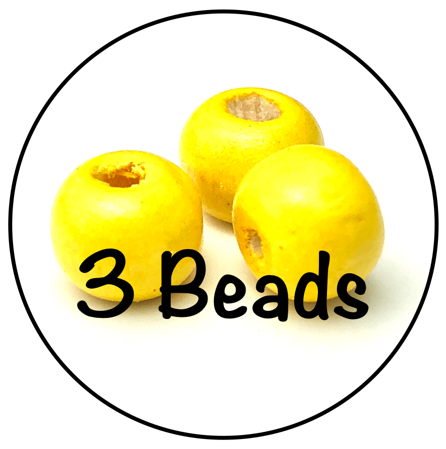 Difficulty Ratings - 3 Beads