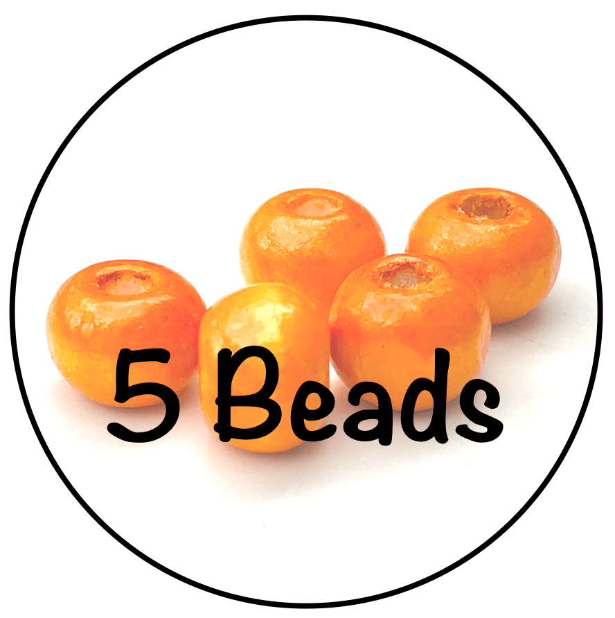 Difficulty Ratings - 5 Beads