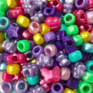 Candy Floss Bead Mix