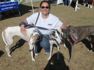 Hugs to Greyhounds-2-Go