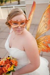 Autumn Fairy Mask