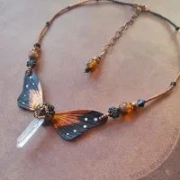 Monarch Necklace