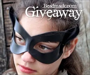 cat mask giveaway