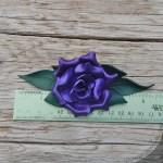 purple-rose-leather-hair-slide
