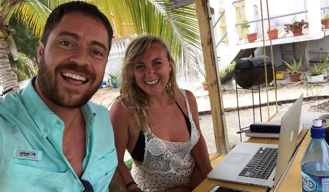 The Reality Of BEing Digital Nomads & Earning Your Travel Badges