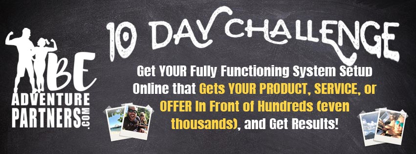 10-Day Challenge