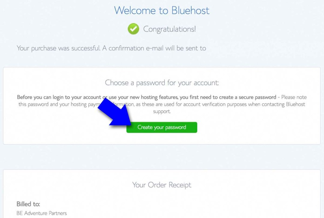 Welcome to Bluehost - How To Start A Blog Business And Get Paid