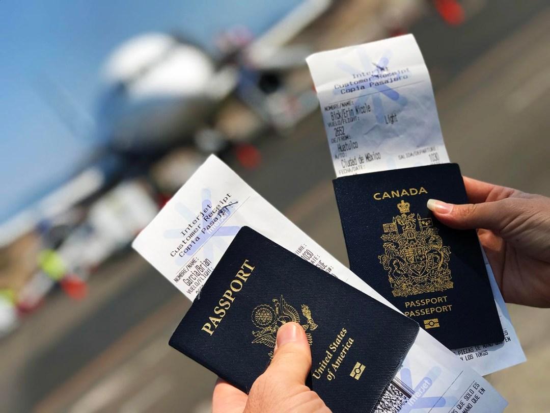 Passports BEAP