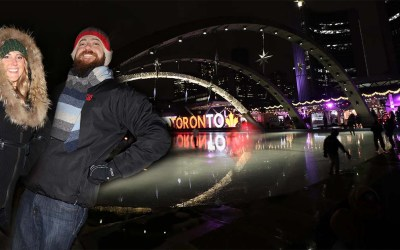 A Soggy Night To BE A Business Owner In Toronto