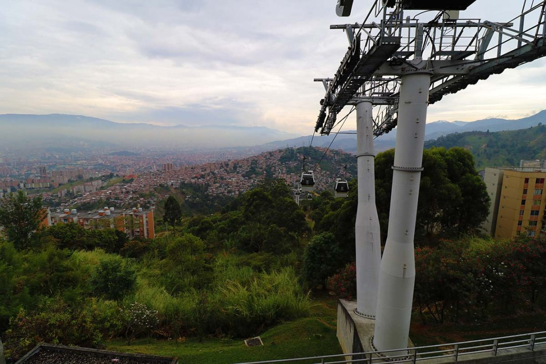 Best Things To Do In Medellin Colombia - Metrocable