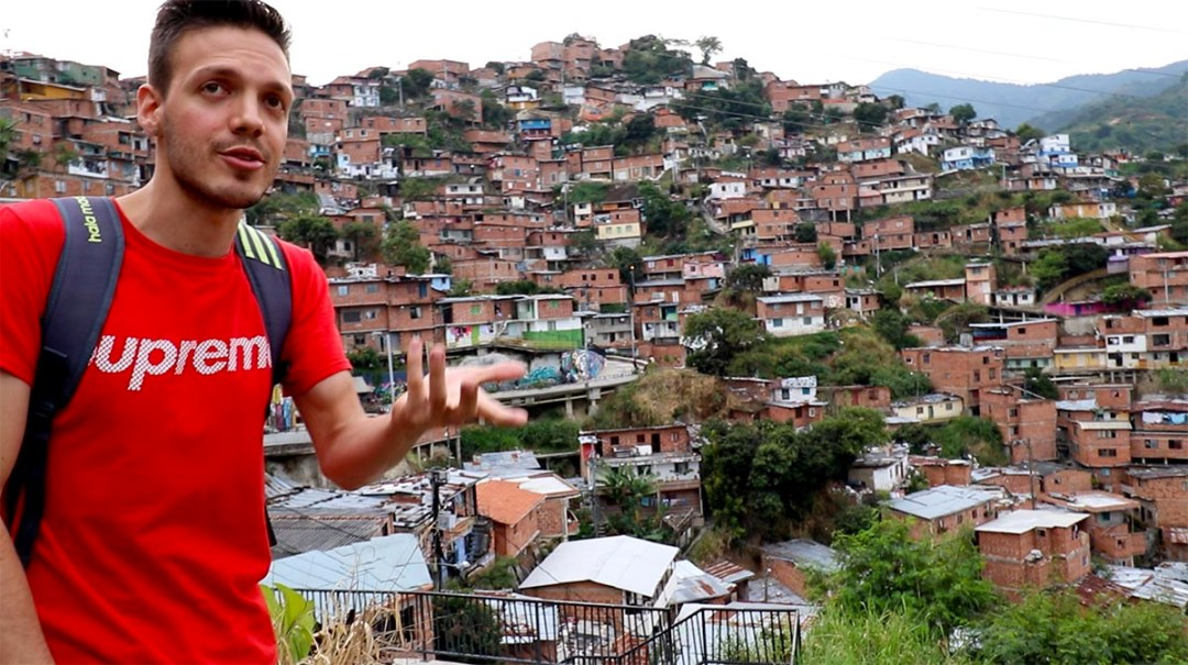 Comuna 13 - No Longer The Most Dangerous Place On Earth_2