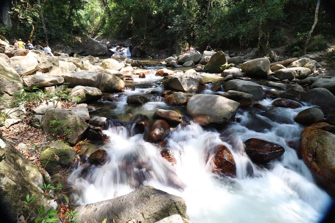 Pozo Azul - Waterfalls in Minca