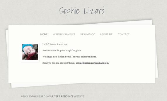 Freelance Writer Websites for the Tech-Terrified Beginner screenshot