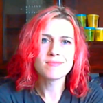 Sophie Lizard, freelance blogger