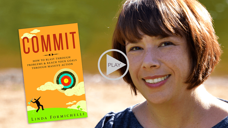 Linda Formichelli's new ebook, Commit