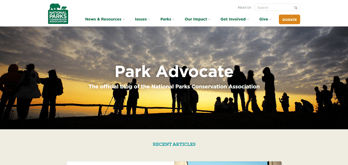 The Park Advocate blog hires freelance writers for science writing gigs
