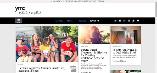 Yummy Mummy club blog pays freelance writers for style writing jobs