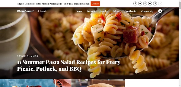Chowhound pays food writers for freelance writing gigs