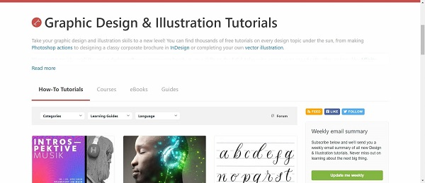 Envato Tuts Plus Design and Illustration blog pays writers for freelance tech writing jobs