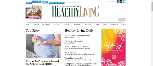 Healthy Living Magazine and blog hire freelance writers for food writing jobs