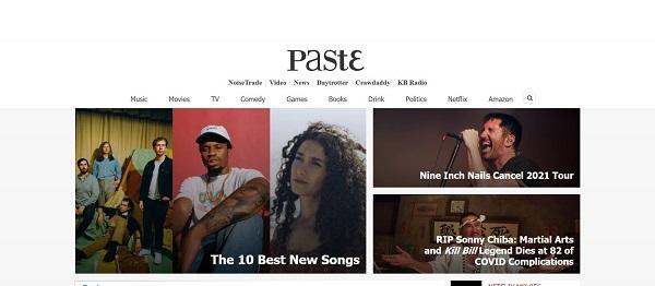 Paste magazine hires freelance writers for food writing gigs
