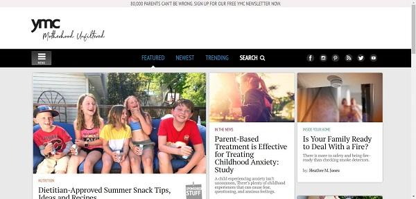 Yummy Mummy Club blog hires writers for food writing jobs
