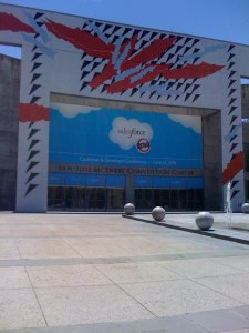 San Jose CC ready for CloudForce