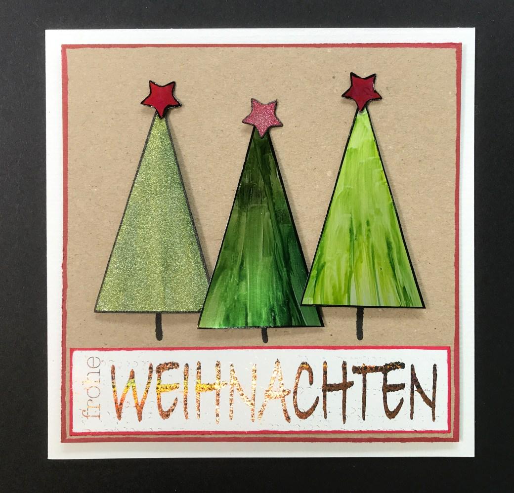 weihnachtskarte 18. Dez