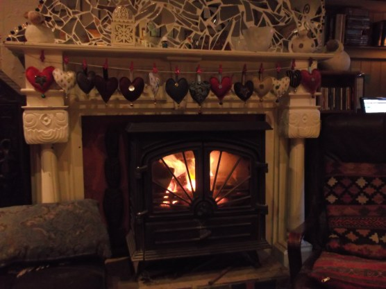 Bealtaine Cottage Permaculture stove