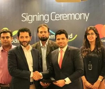 Easypaisa HomeSend Signing Ceremony