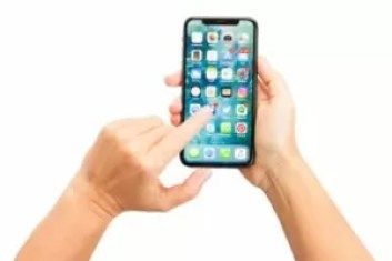 iphone smart touchless