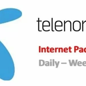 Telenor 4G Weekly Package|750 MB for Rs.89.63