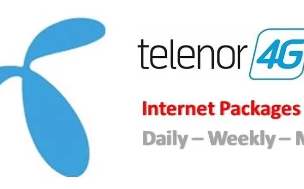 Telenor 4G 3 Month Bundle (Device Only)|108 GB for Rs.4000