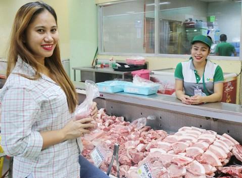 BeamAndGo_Gaisano Grand Malls Fresh Meat