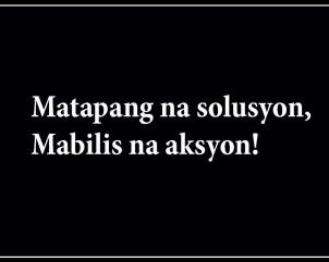Duterte Slogan