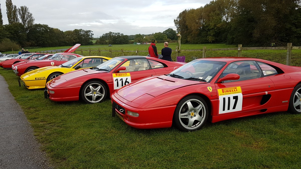 Curborough Sprint 8 Oct 2017