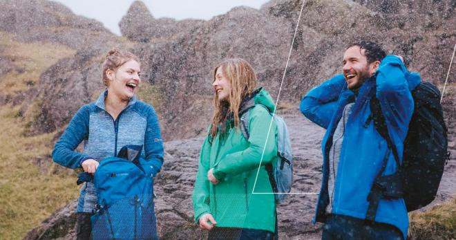 Revitalising the Berghaus Brand