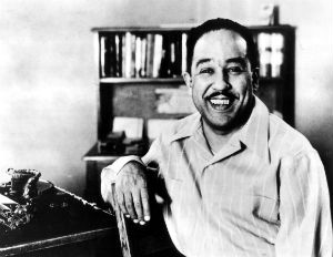 let america be america again langston Hughes then states that america has never lived up to all it was supposed to be but if all the poor and disenfranchised peoples of the nation stand together and.