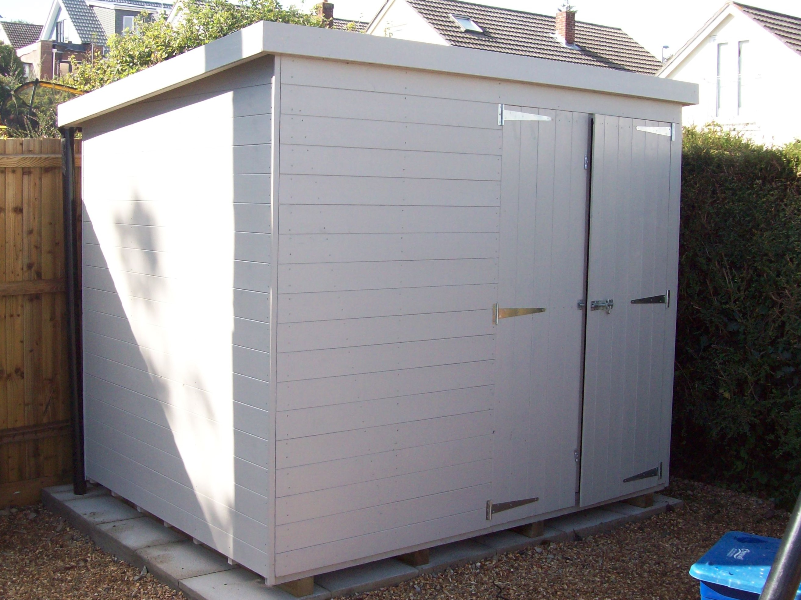 with extension garages deck garage category sheds shed kongsheds x type gallery