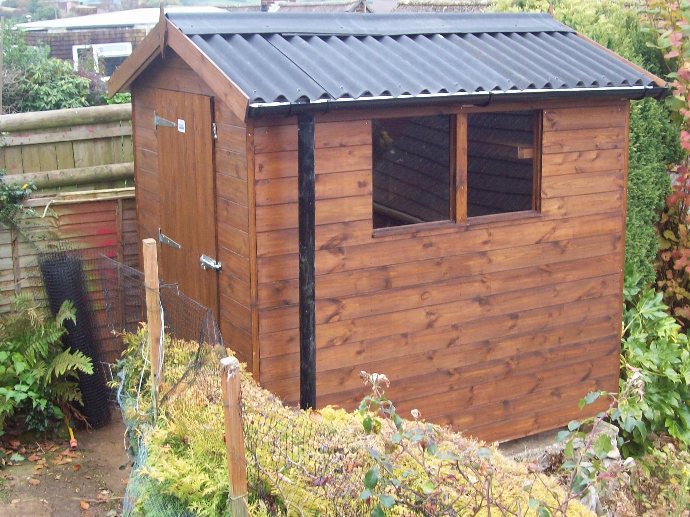 rw5 garden shed - Garden Sheds Essex