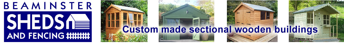 Beaminster Sheds