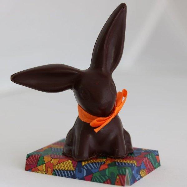 Bean to Bunny - organic easter bunny